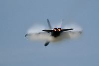 USN F/A-18 Super Hornet of VFA-122