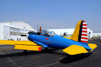Kansas Air Tour Vultee BT-13