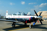 Air Force T-6 Trainer