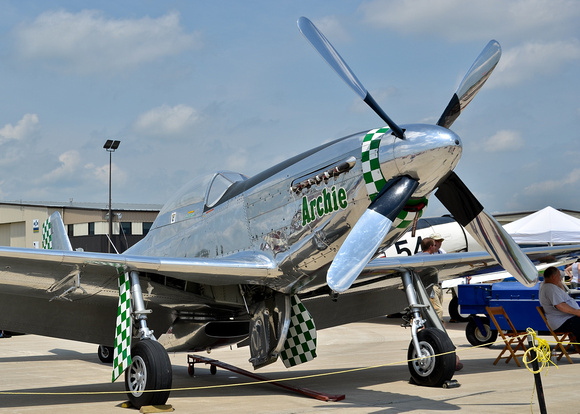 P-51 Mustang Archie